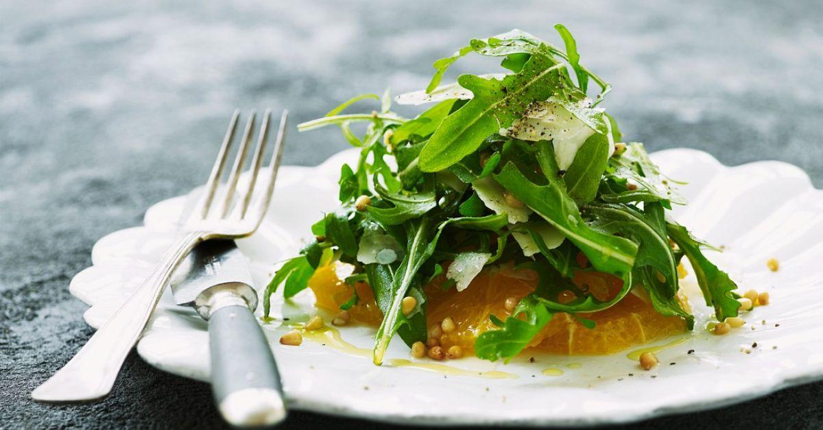 rucola orangen salat rezept eat smarter. Black Bedroom Furniture Sets. Home Design Ideas