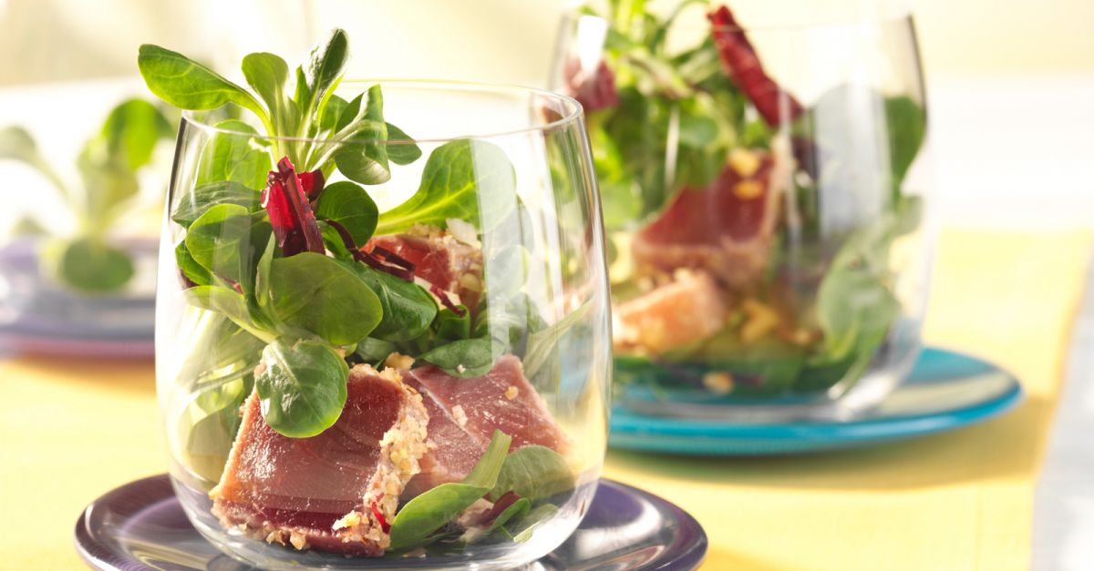 salat im glas rezepte eat smarter