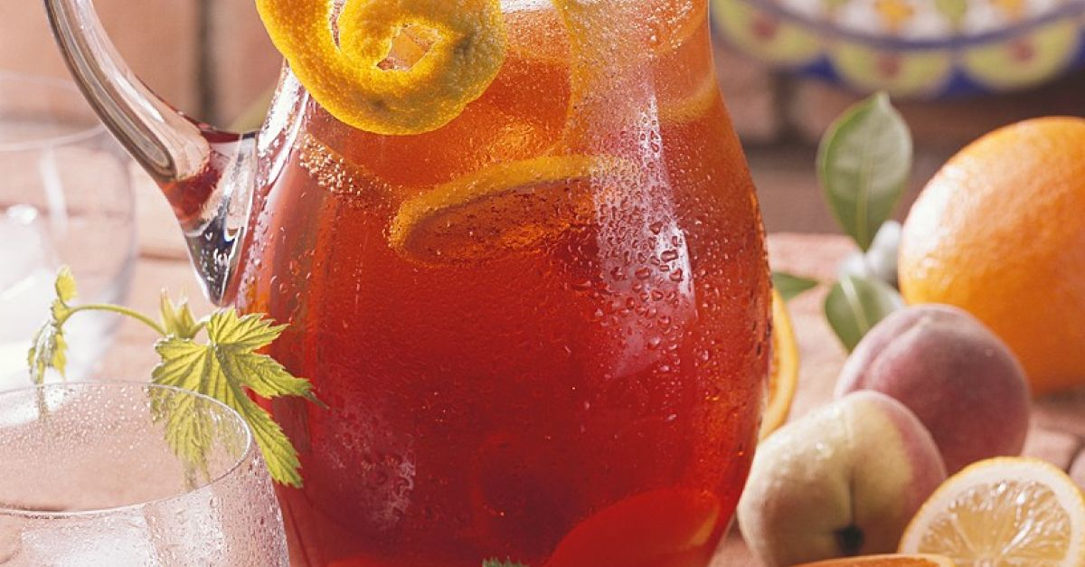 Sangria Rezept | EAT SMARTER