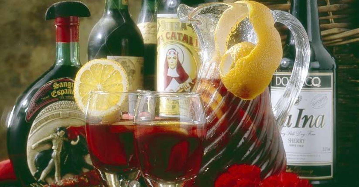 Sangria-Drink Rezept | EAT SMARTER