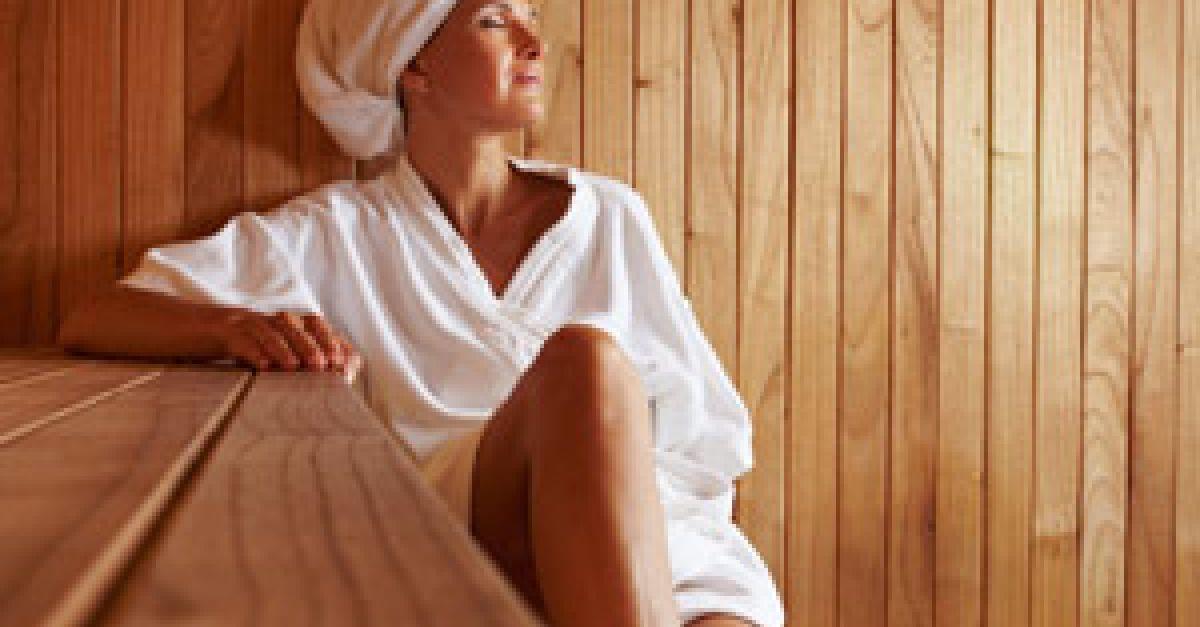 Auswirkungen der Sauna zur Gewichtsreduktion