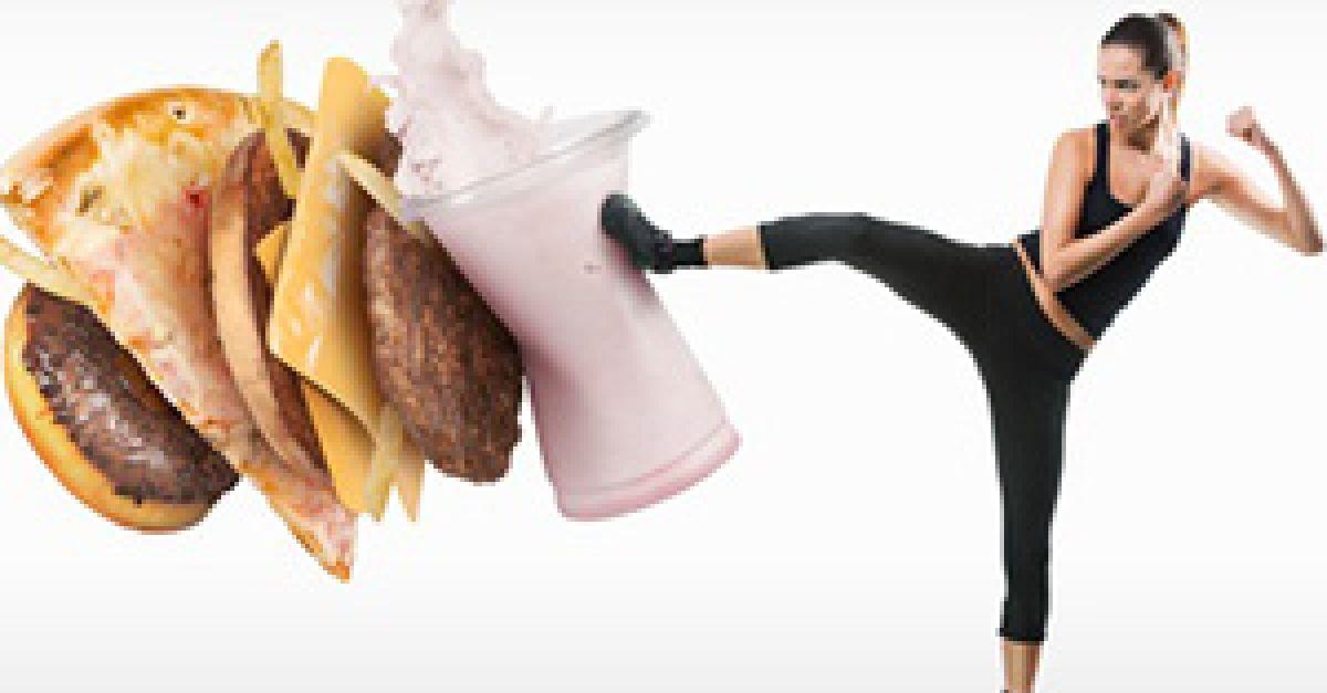 Wie kann ich ohne Diät und Bewegung abnehmen?