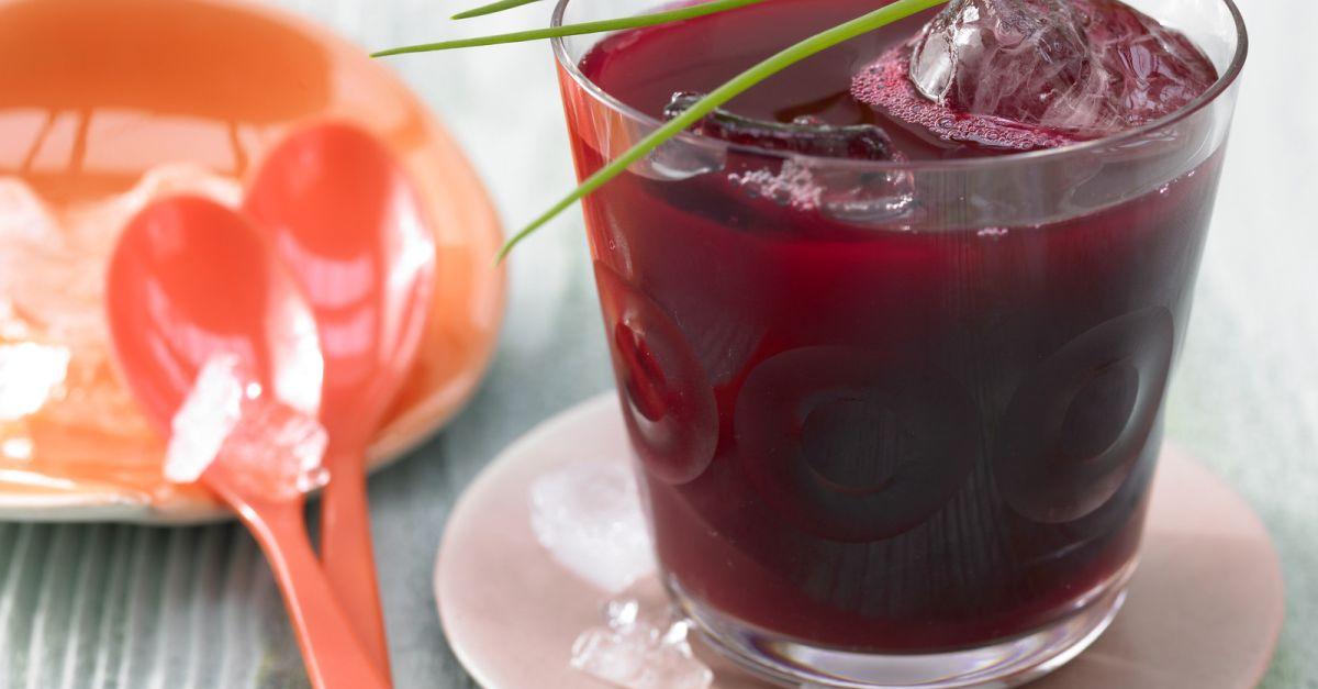 Schneller Rote-Bete-Drink