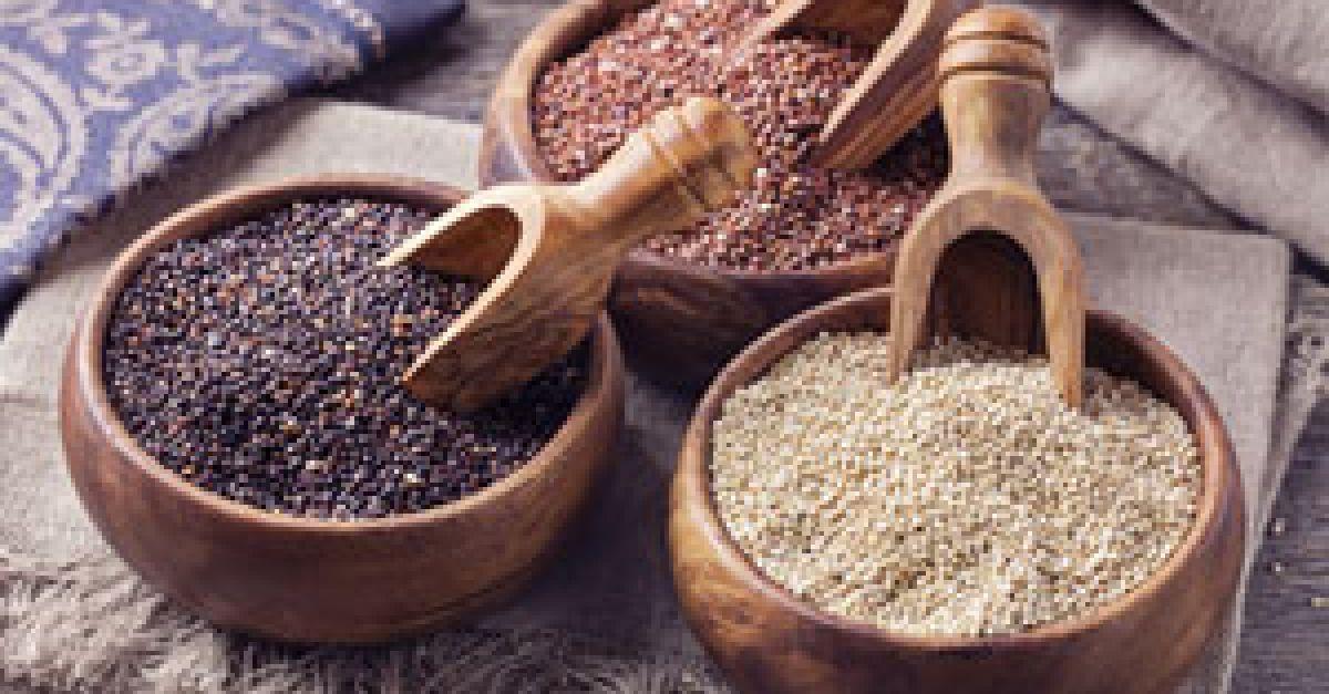 Quinoa Schwarz