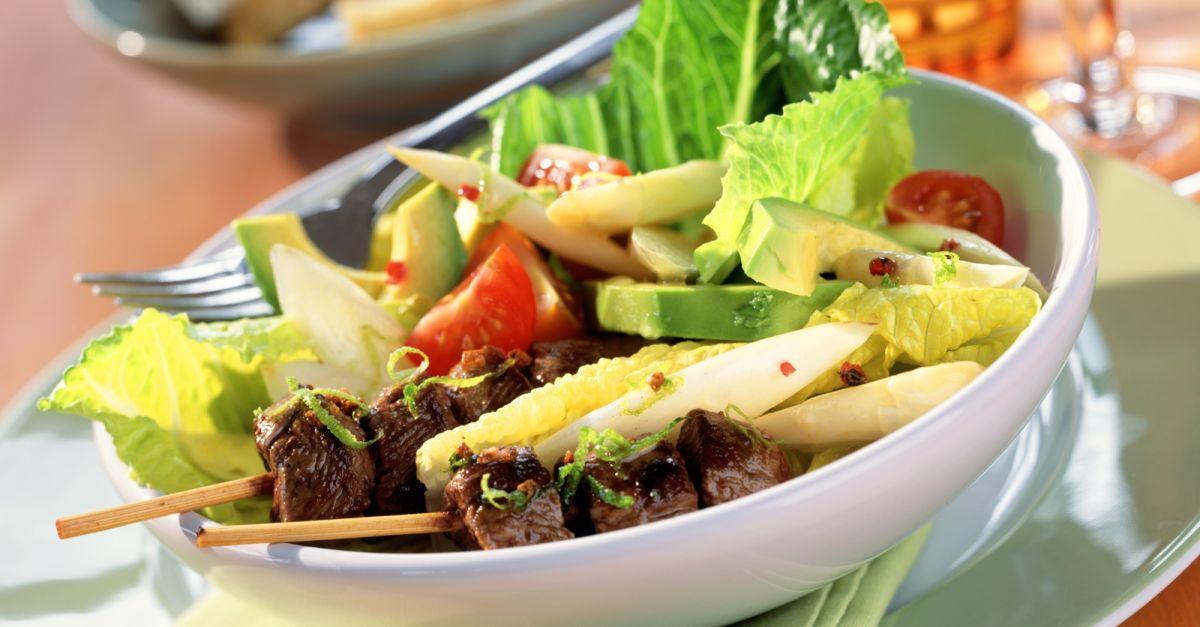 spargel avocado salat rezept eat smarter. Black Bedroom Furniture Sets. Home Design Ideas