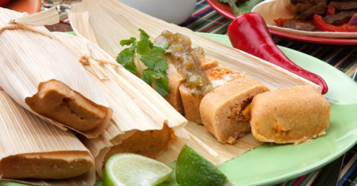 Tamales | EAT SMARTER