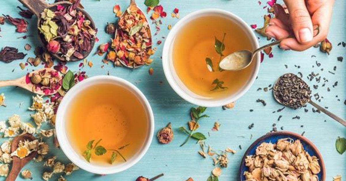 5 Tees, die dein Immunsystem stärken