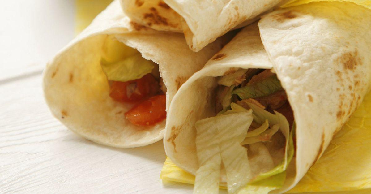 tortillas mit thunfischsalat f llung rezept eat smarter. Black Bedroom Furniture Sets. Home Design Ideas