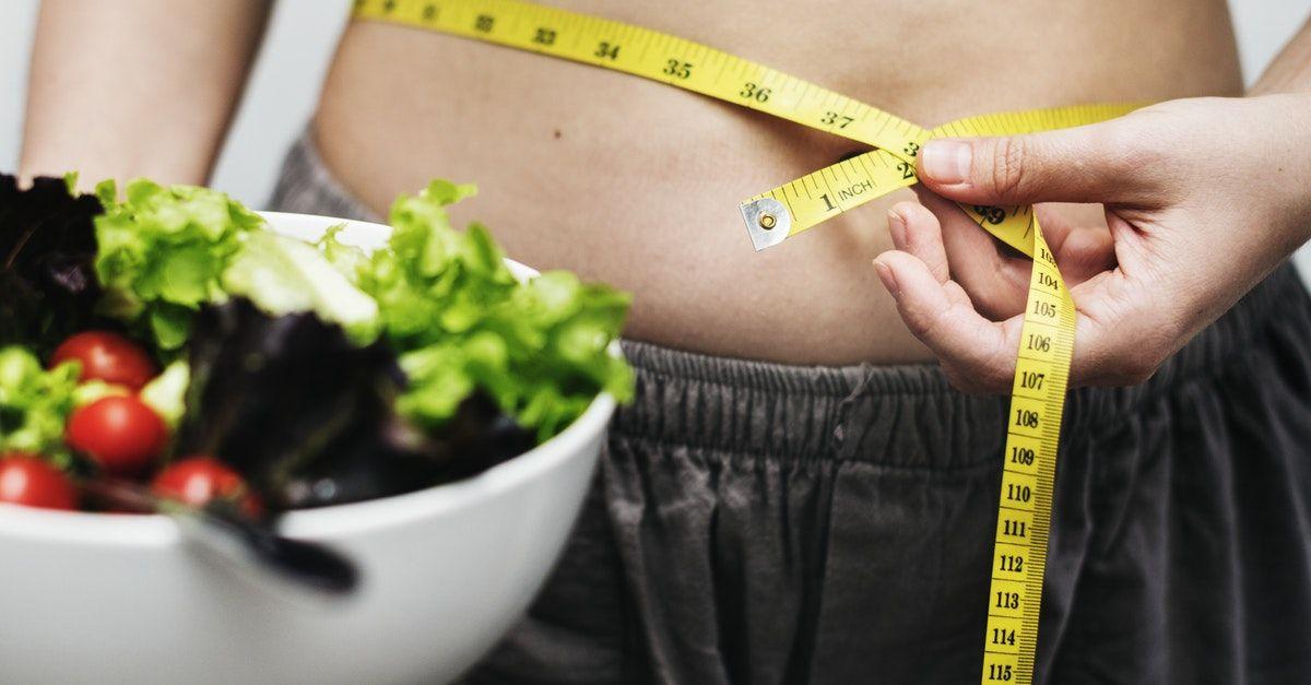 Vegetarisch und plötzlicher Gewichtsverlust