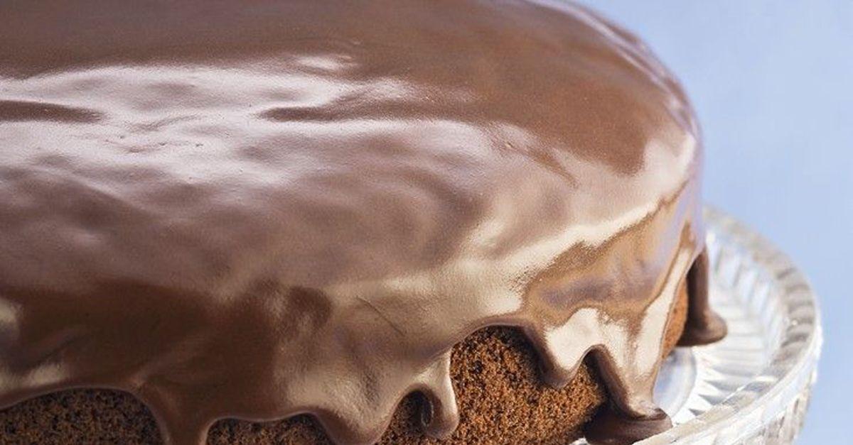 Veganer Schokoladenkuchen