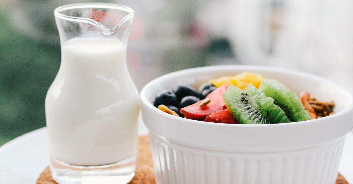 welche buttermilch zum abnehmen