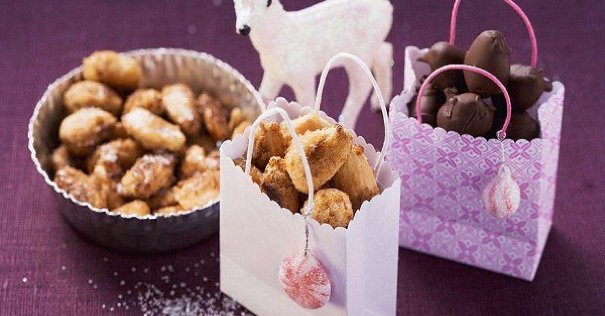 Weihnachtsgeschenke selber machen-Rezepte | EAT SMARTER