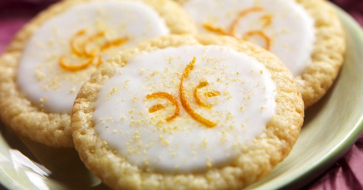 Zitronen kekse rezept