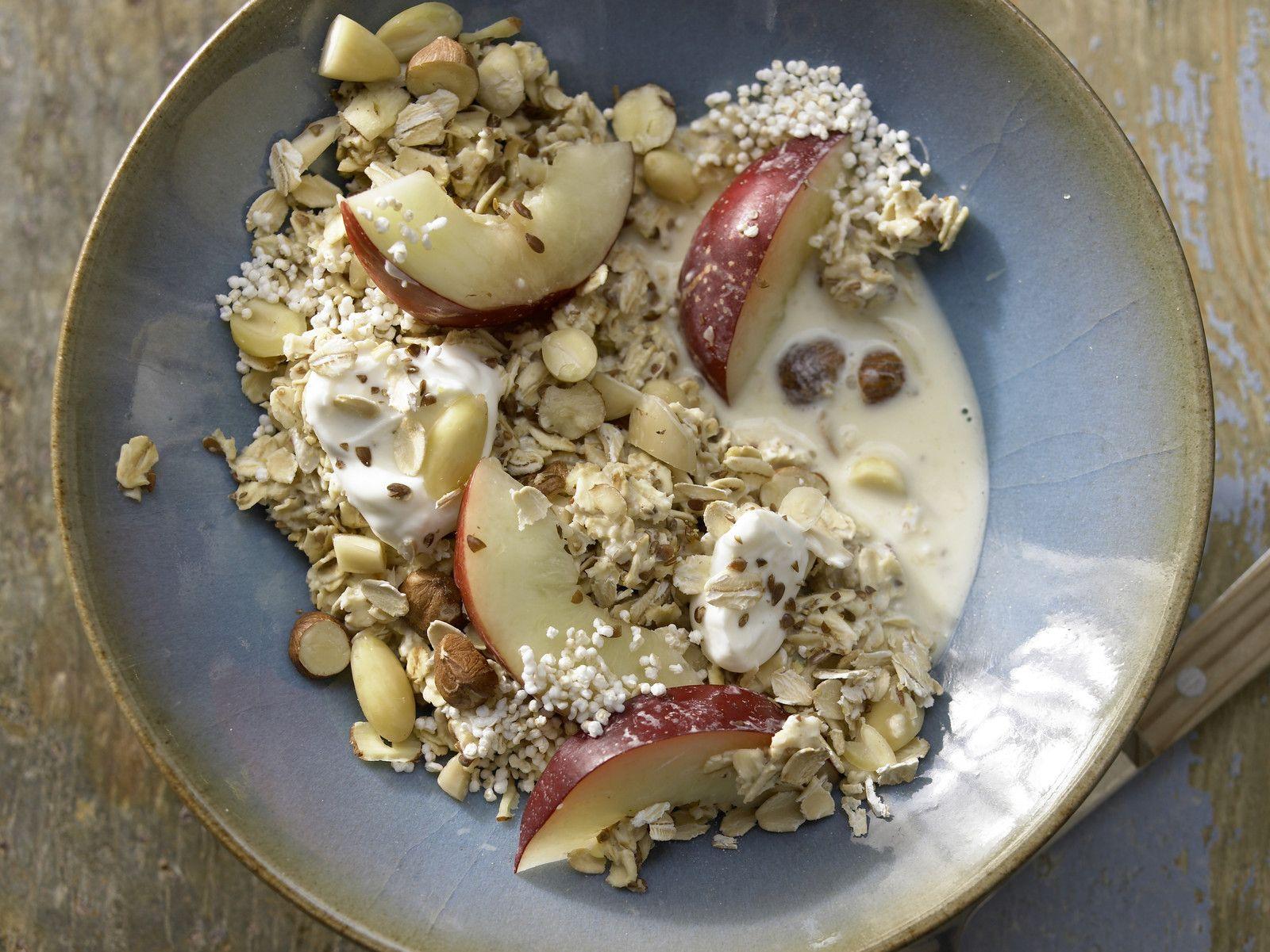 Amaranth Hafer Müsli Rezept Eat Smarter