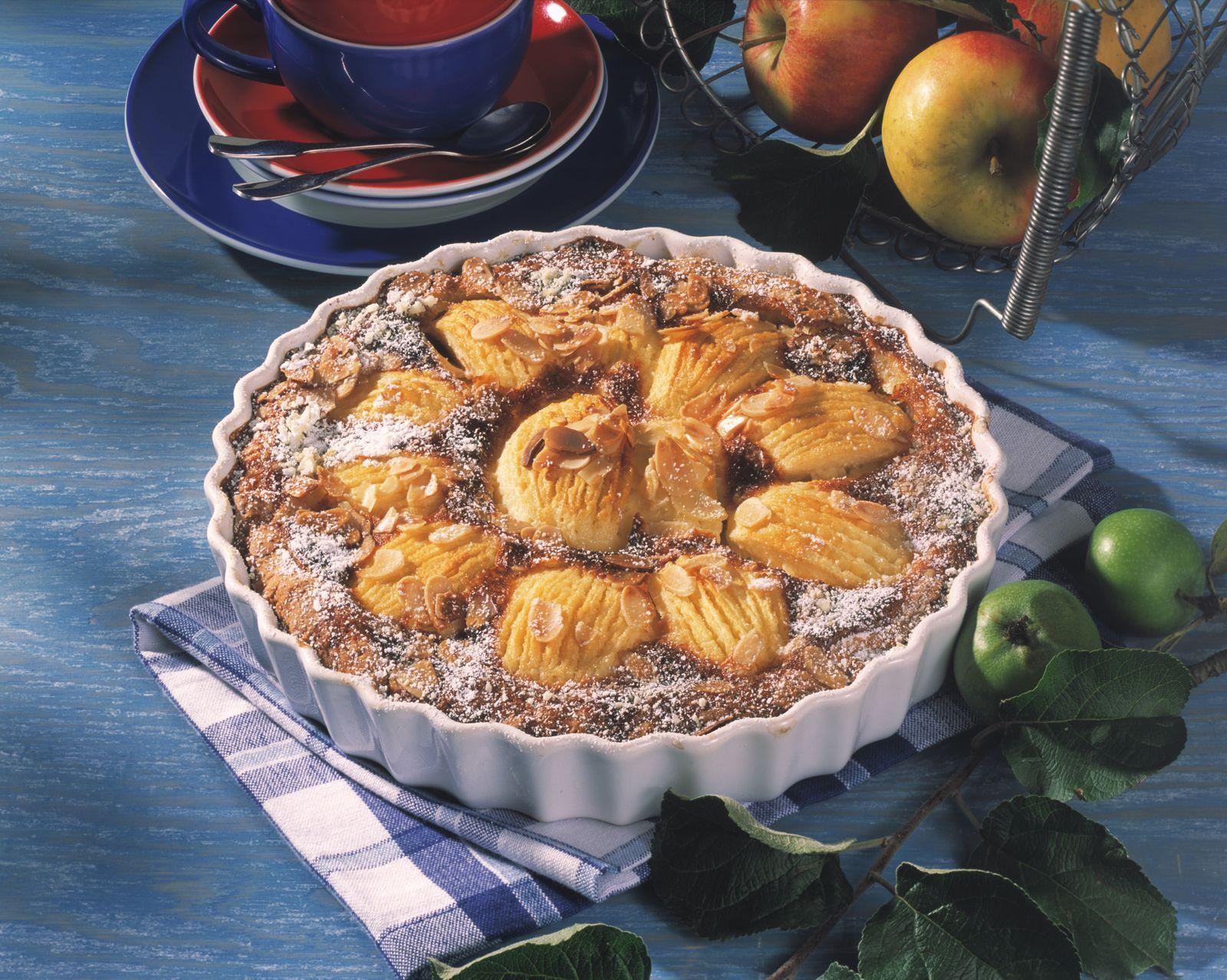Apfel Mascarpone Kuchen Rezept Eat Smarter