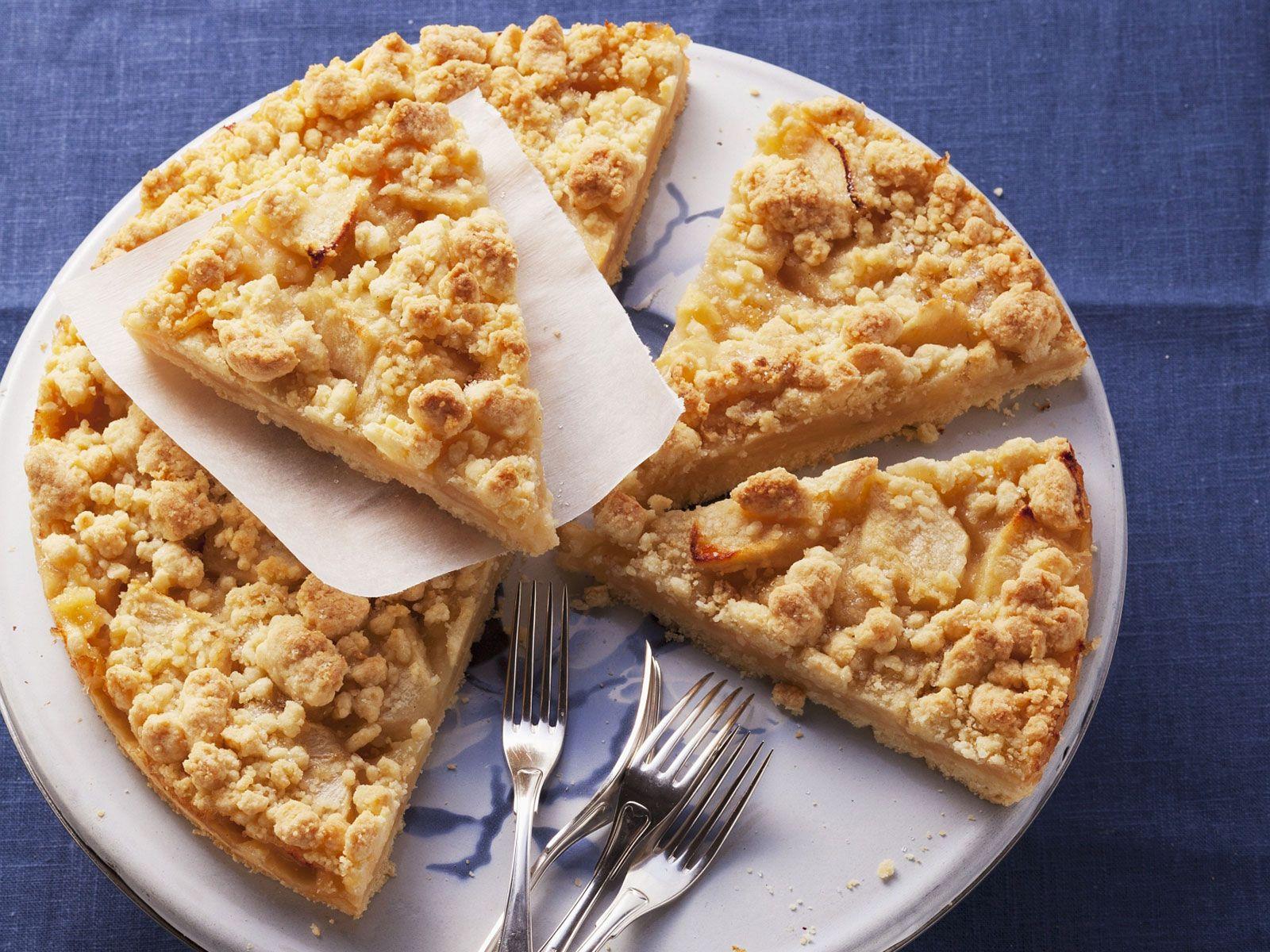 Apfel Streusel Kuchen Rezept Eat Smarter