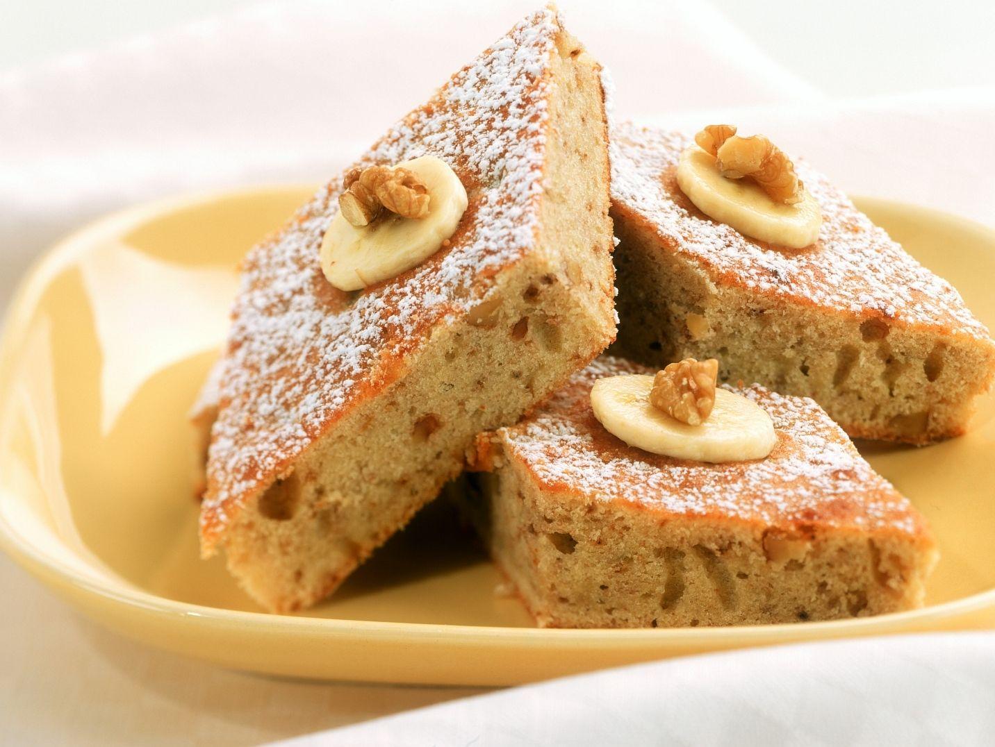 Bananen Nuss Kuchen Rezept Eat Smarter