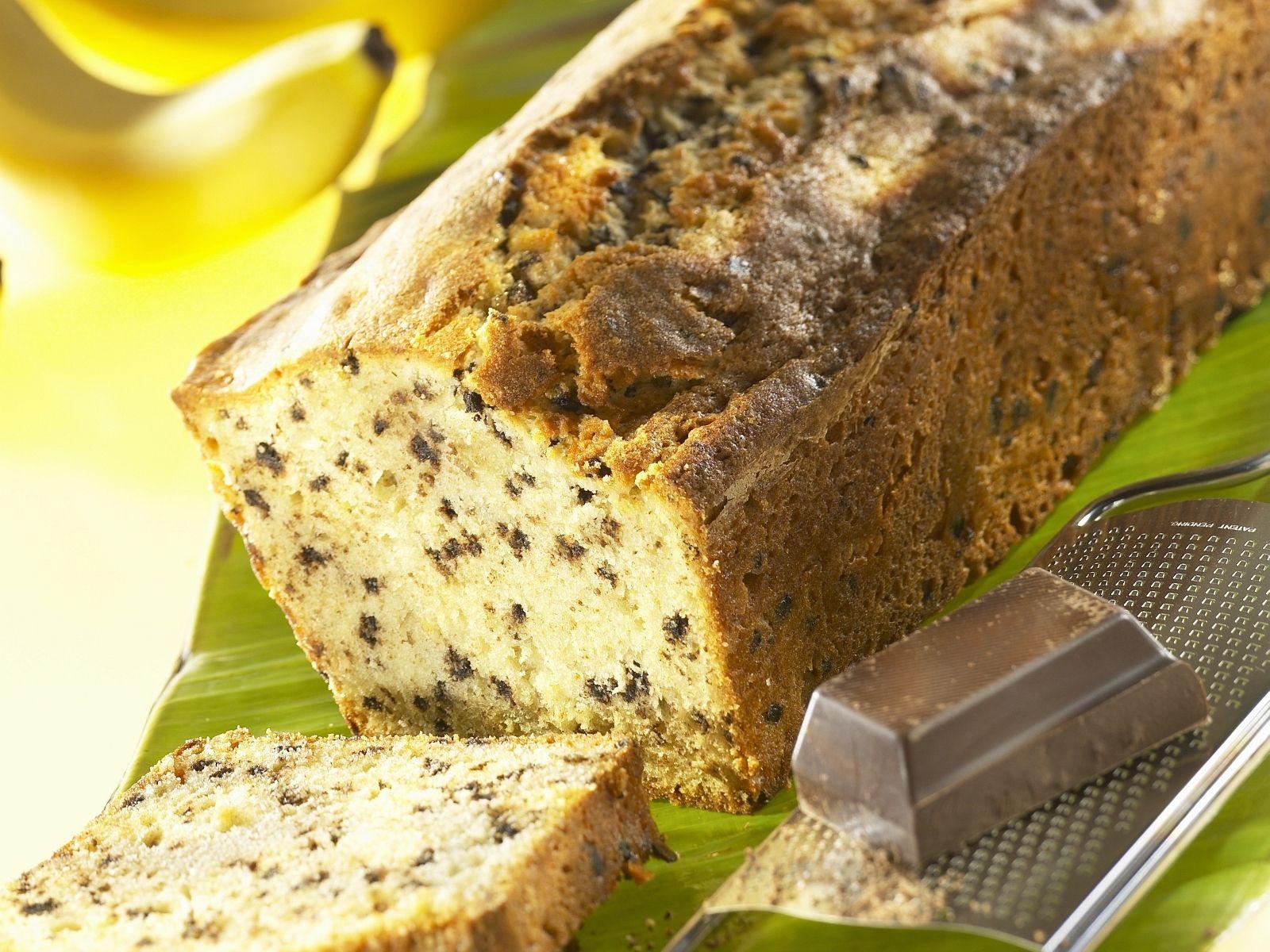 Bananenkuchen Mit Schokostuckchen Rezept Eat Smarter