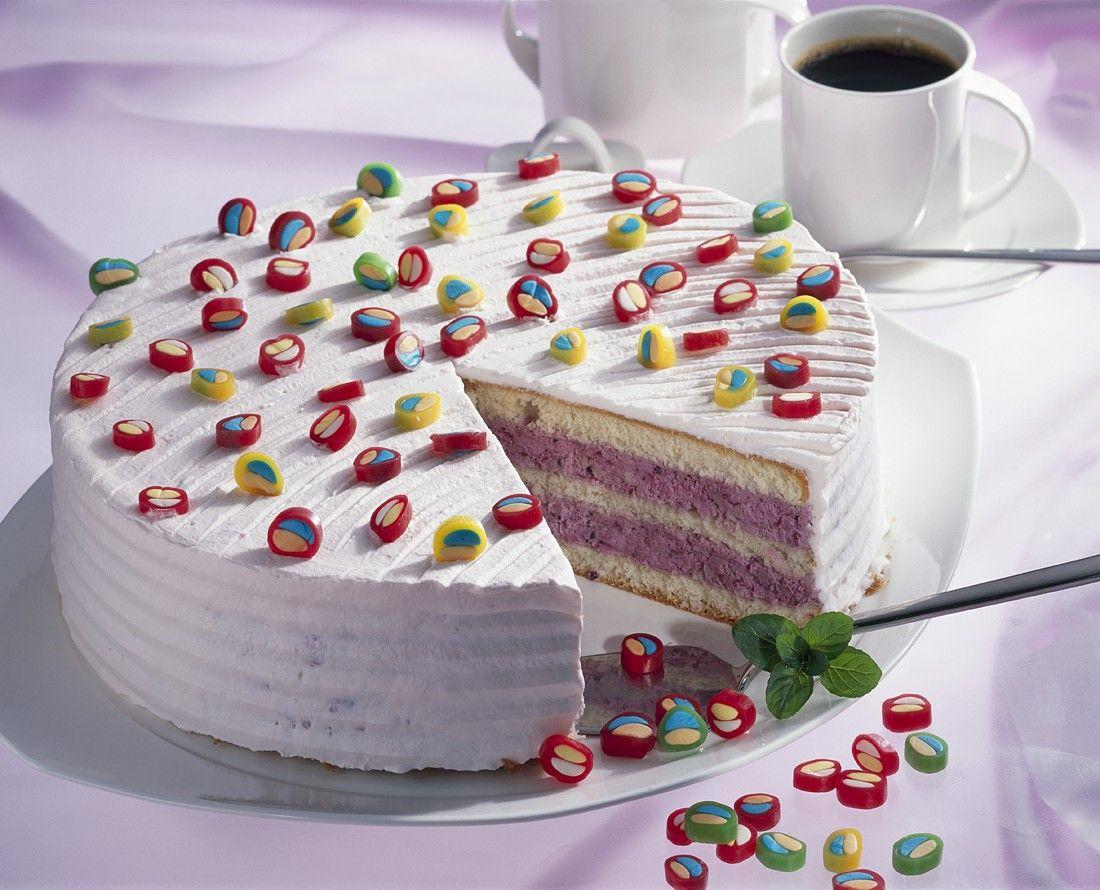 Beeren Sahne Torte Rezept Eat Smarter