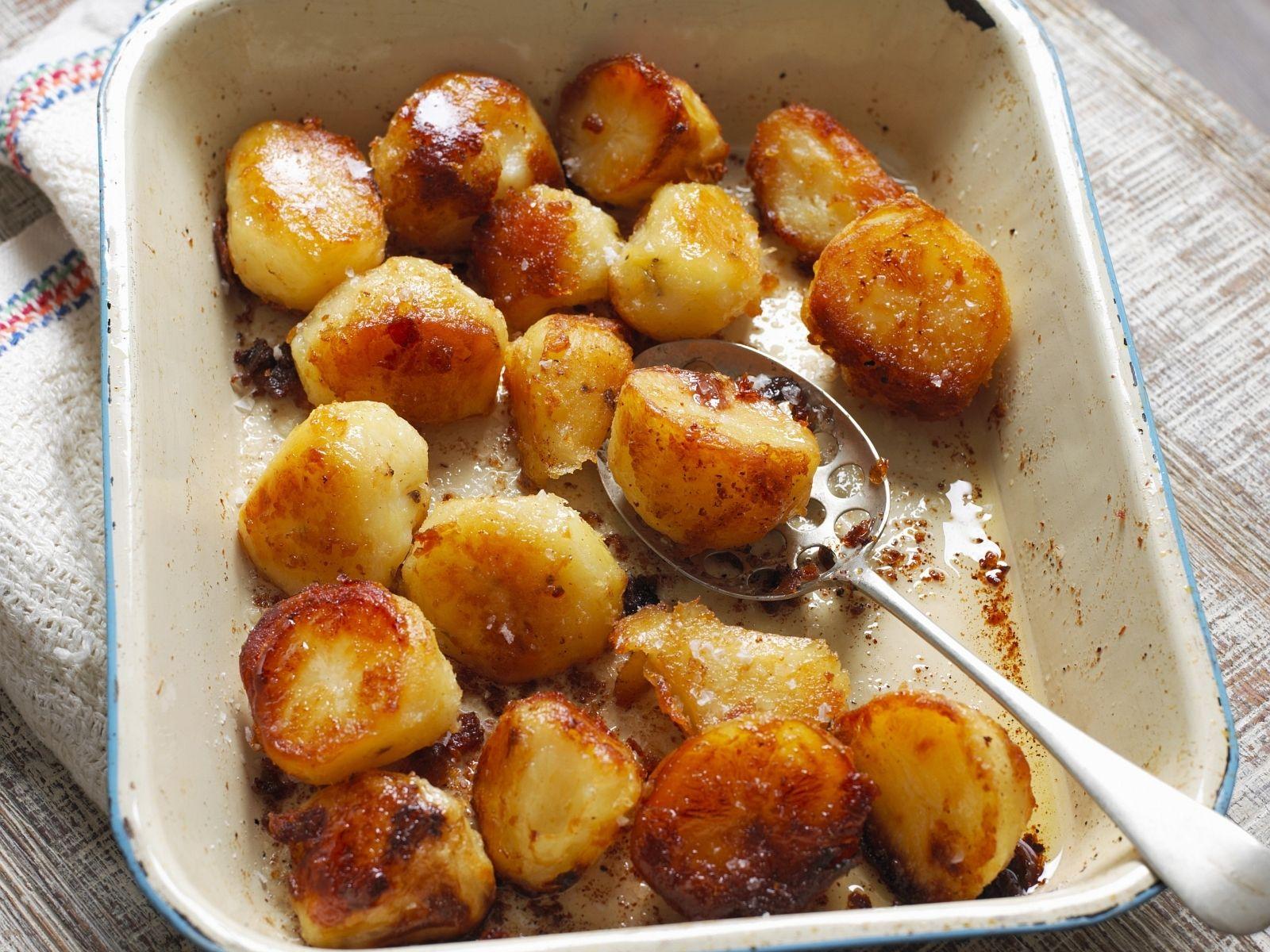 bratkartoffeln zubereiten im backofen