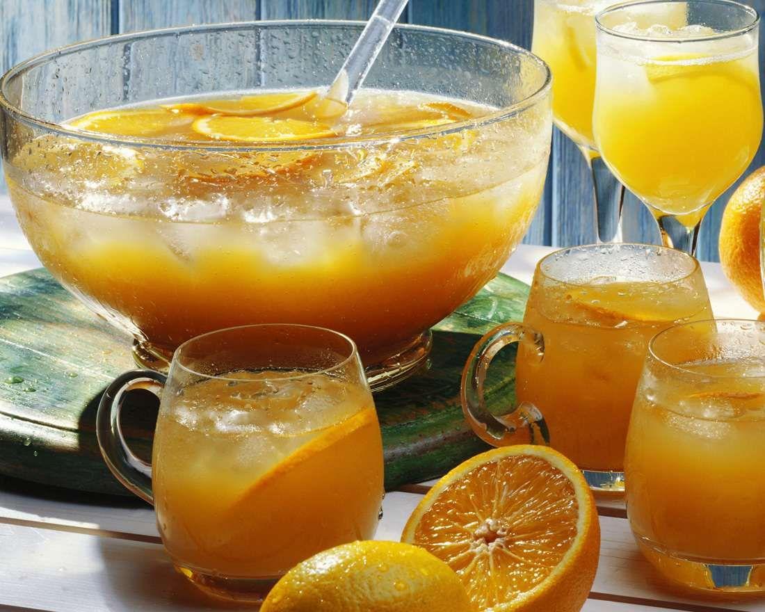 Caribbean Rum Punch Rezept   EAT SMARTER