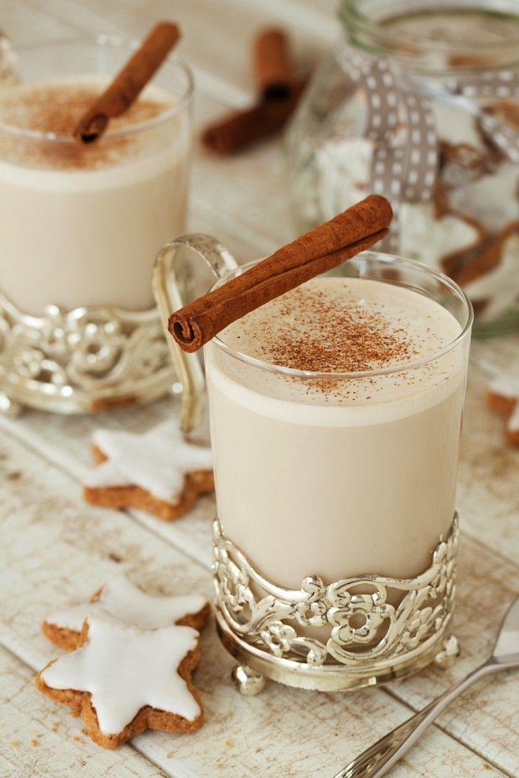 Chai-Latte mit Zimt Rezept | EAT SMARTER