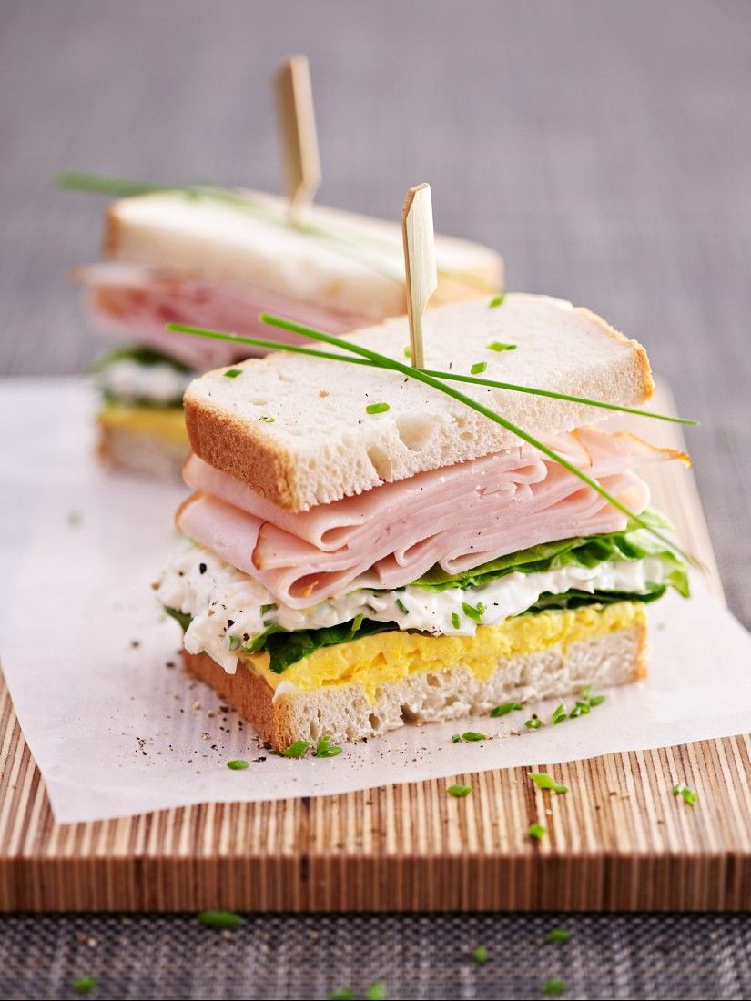 How to bake a sandwich with cottage cheese. Recipes, tips, cooking secrets 6
