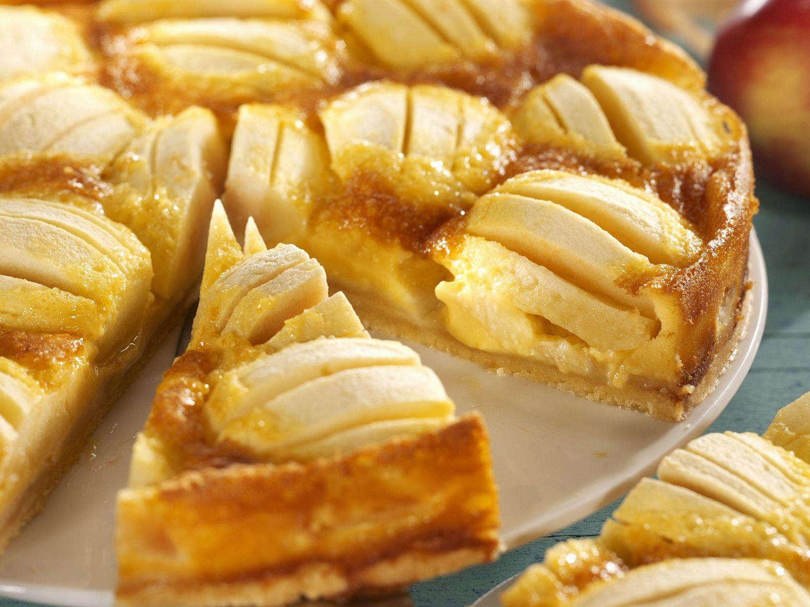 Elsasser Apfelkuchen Rezept Eat Smarter