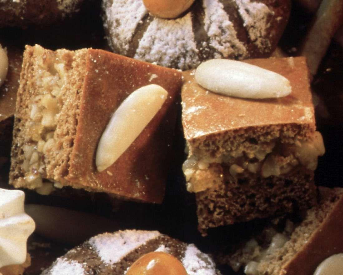 Gefullte Lebkuchen Rezept Eat Smarter