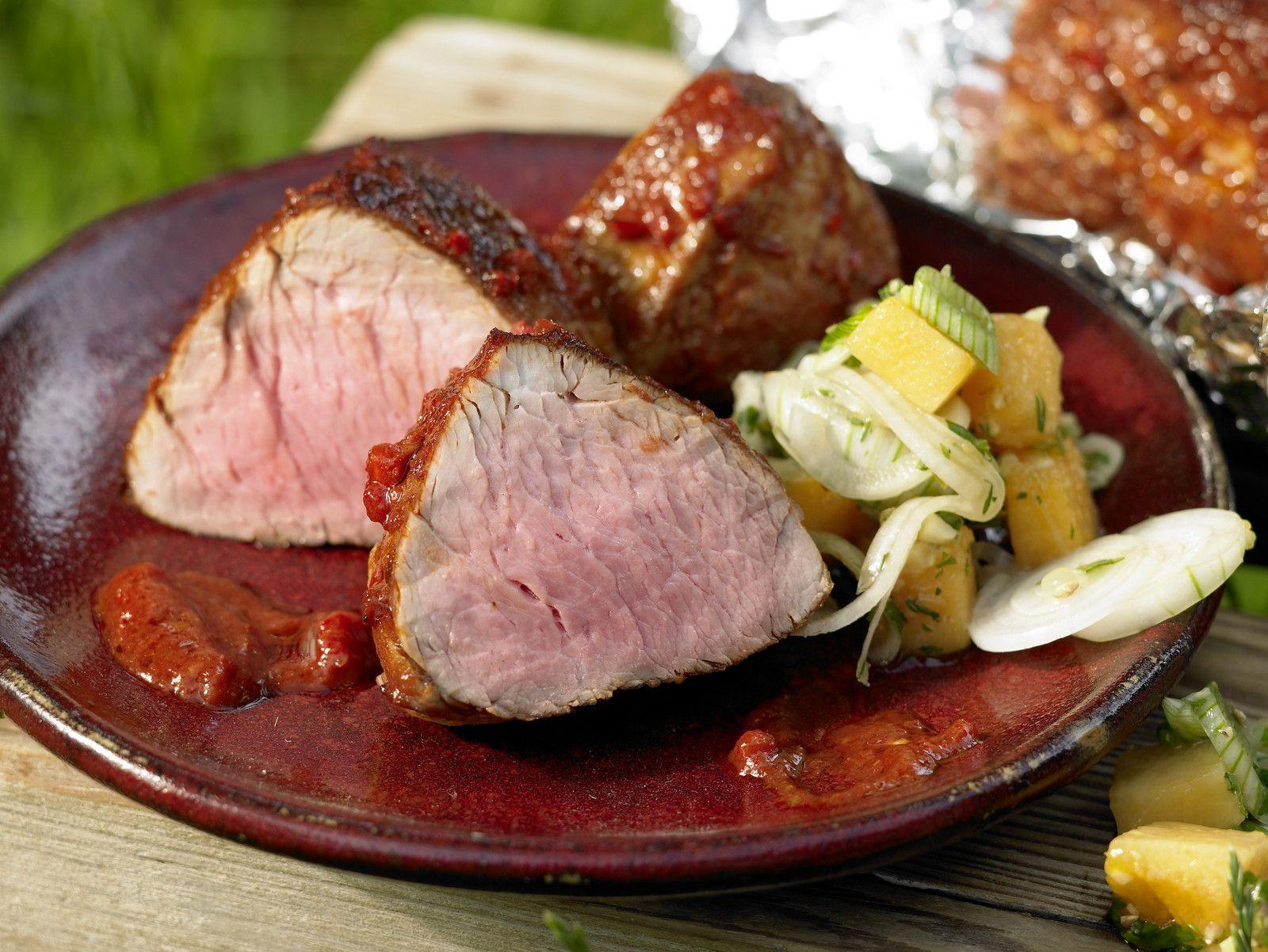 Sommergerichte Mit Schweinefleisch : Schweinefilet rezepte eat smarter