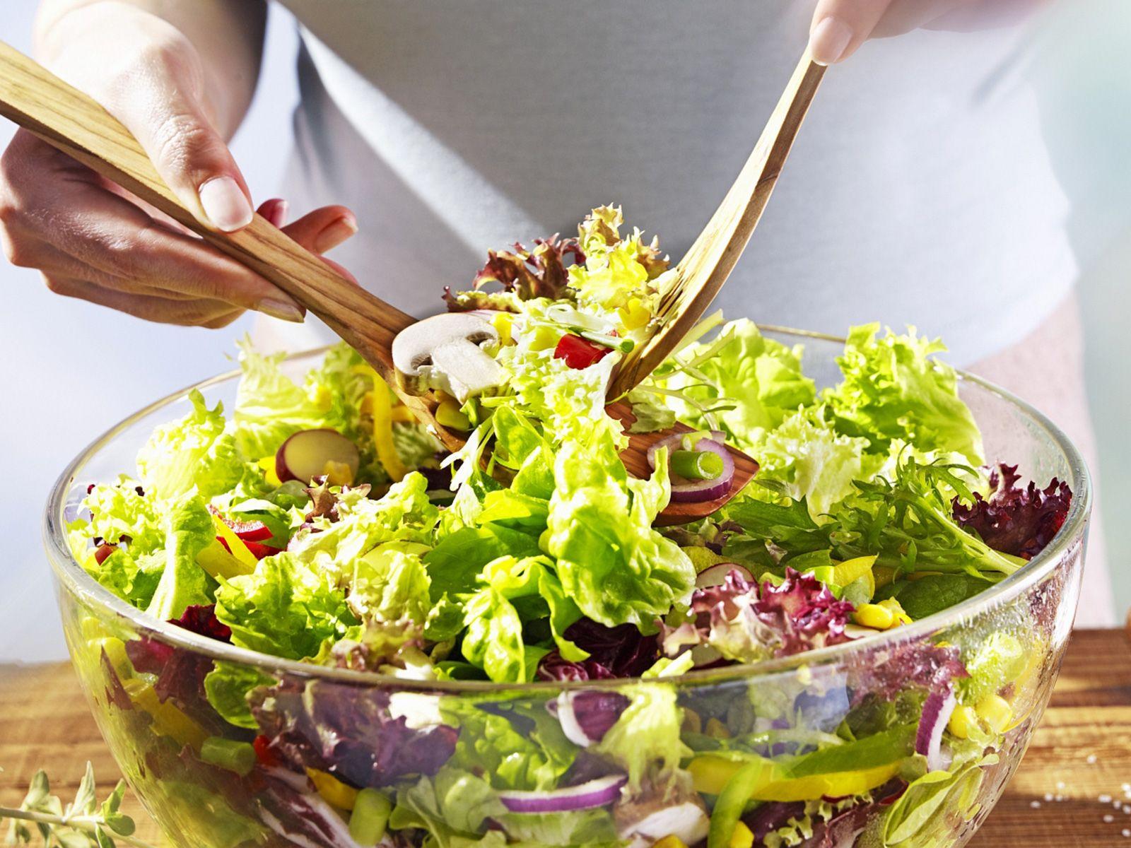 Gemischter Salat Rezept Eat Smarter