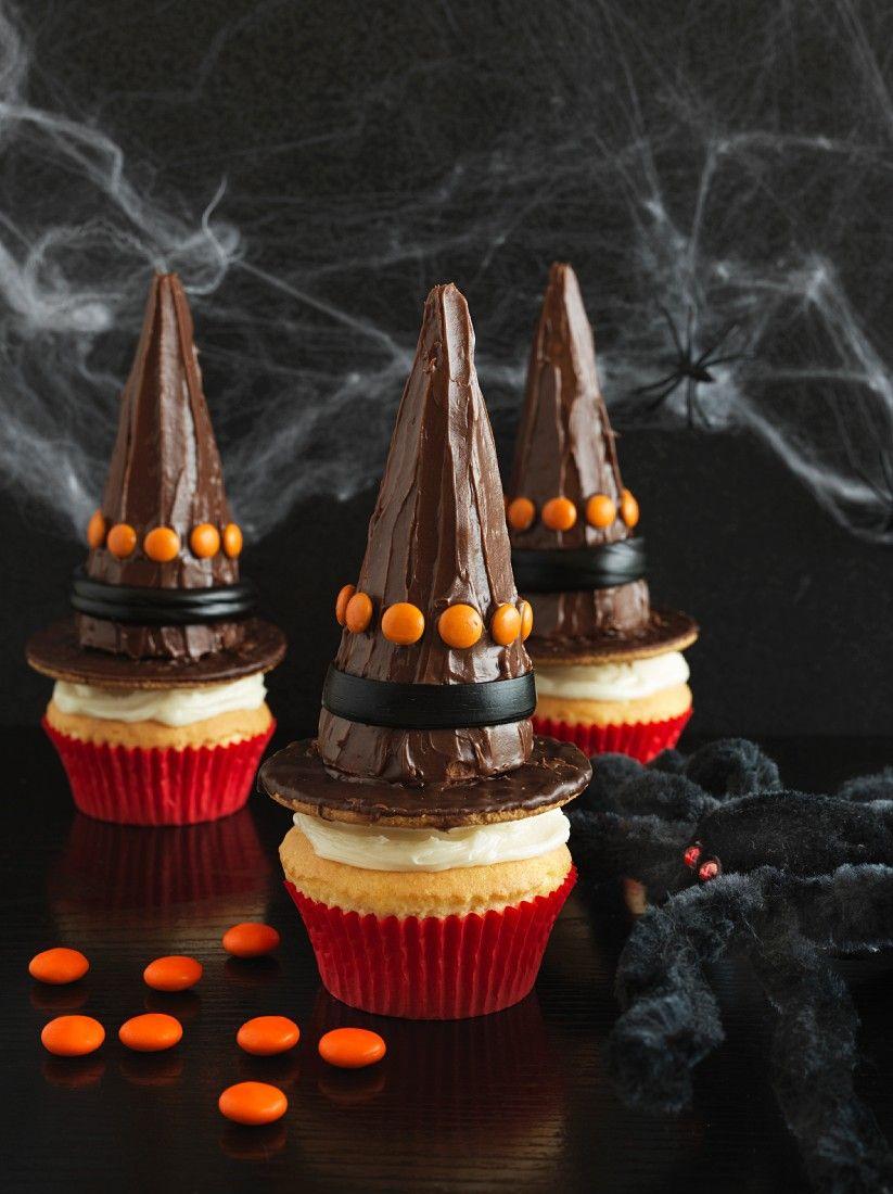 Einzigartig Halloween Cupcakes Rezepte Ideen Von