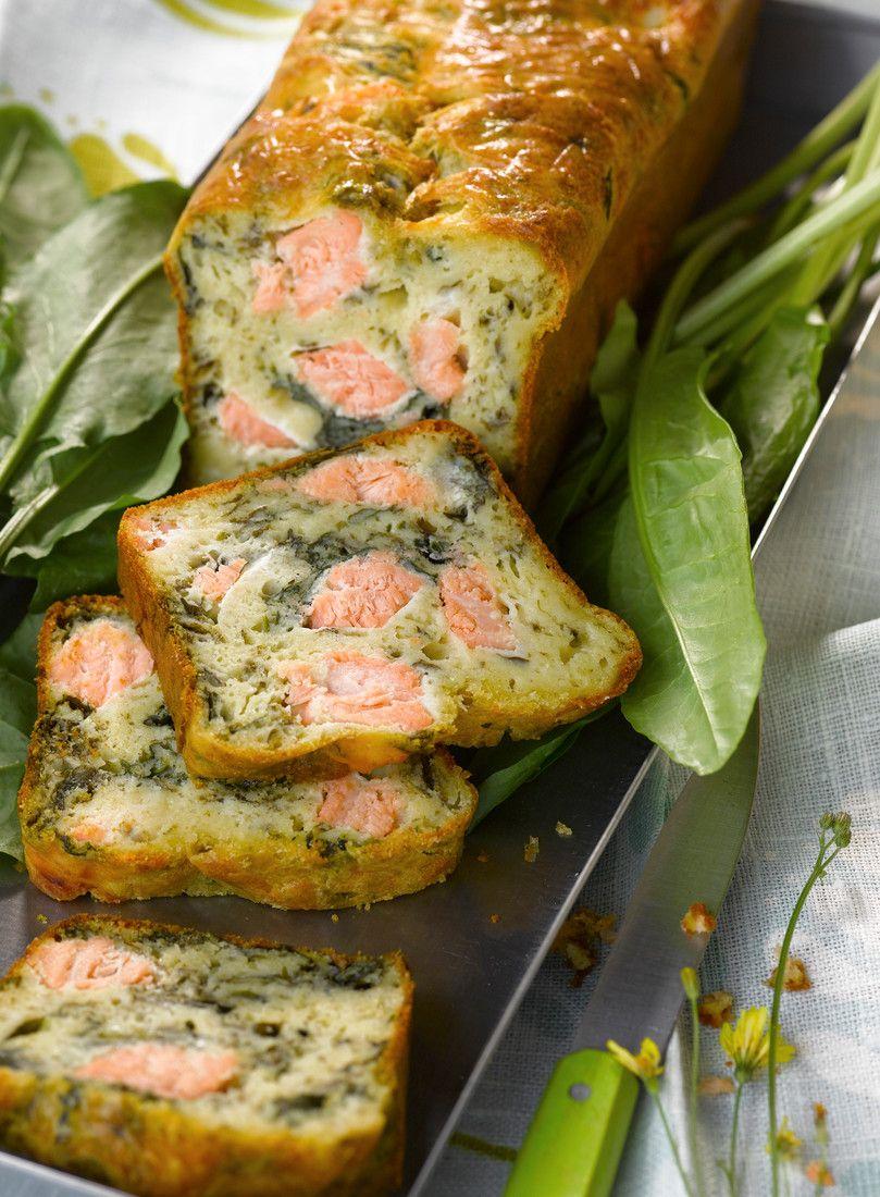 Herzhafter Kuchen Mit Lachs Rezept Eat Smarter
