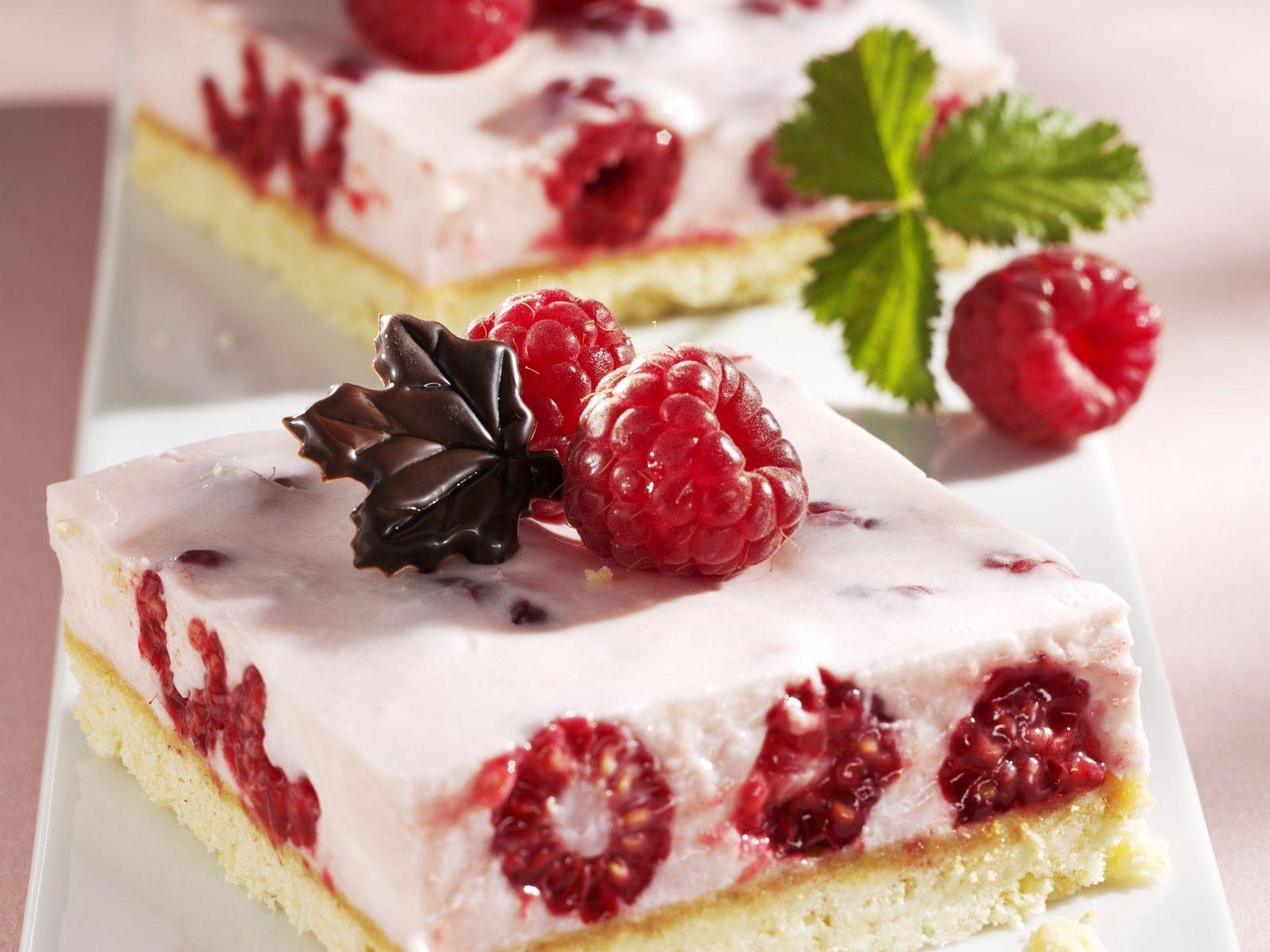 Himbeer Quark Kuchen Rezept Eat Smarter