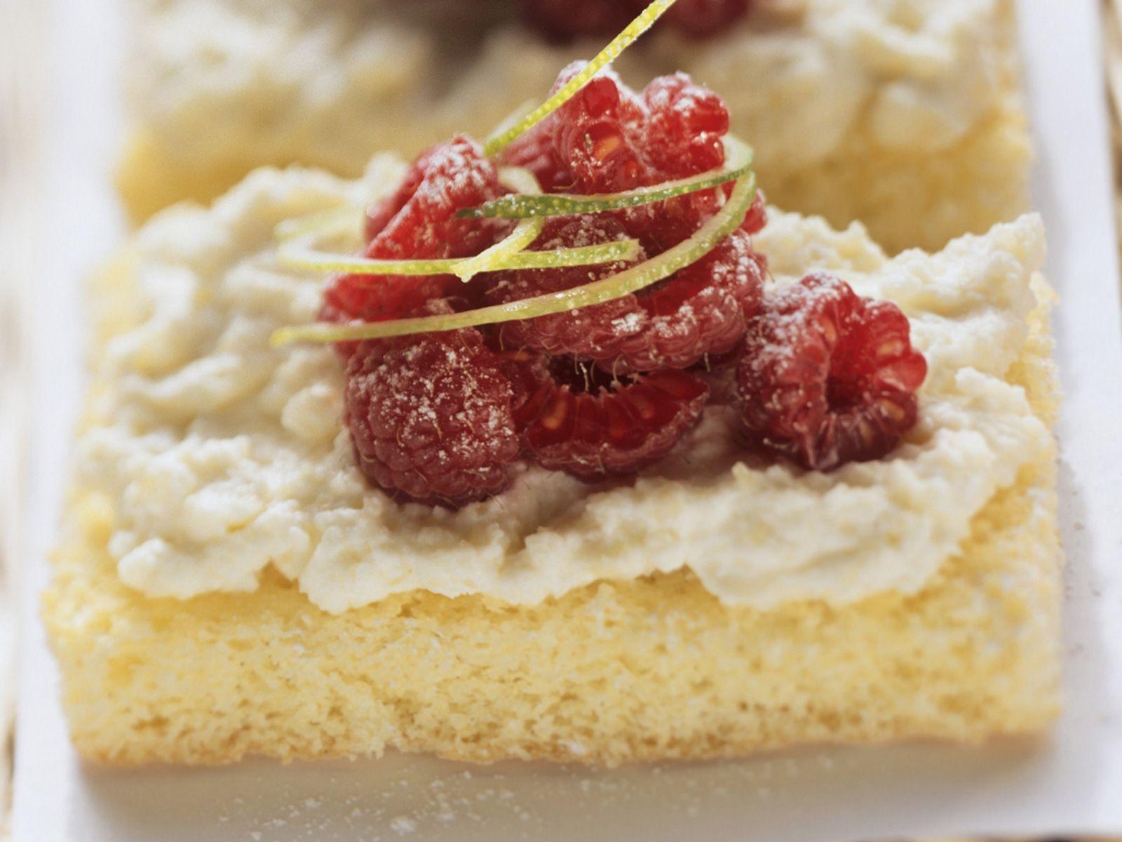 Himbeer Ricotta Kuchen Rezept Eat Smarter