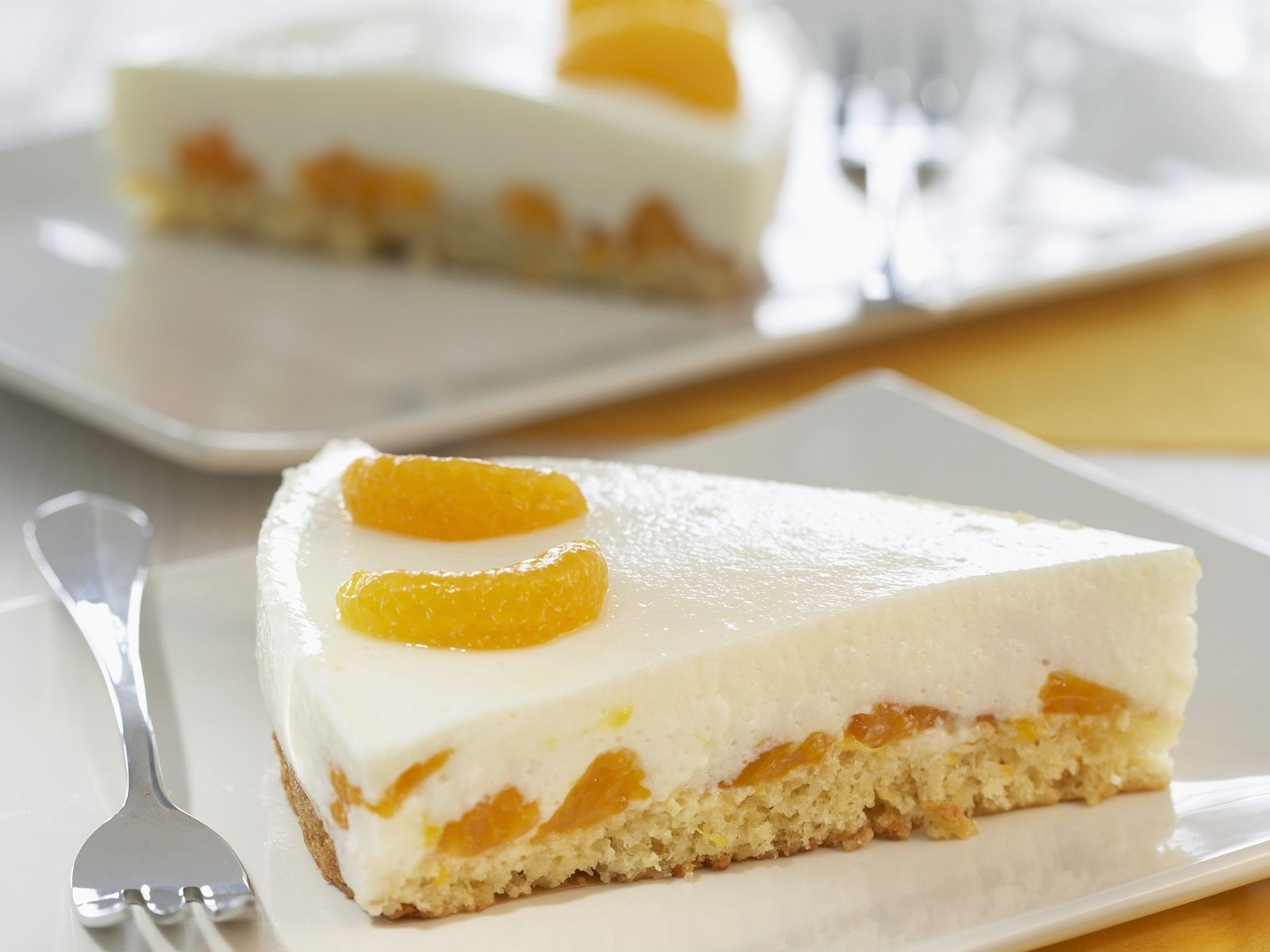 Sommerkuchen Rezepte : Joghurt mandarinen kuchen rezept eat smarter