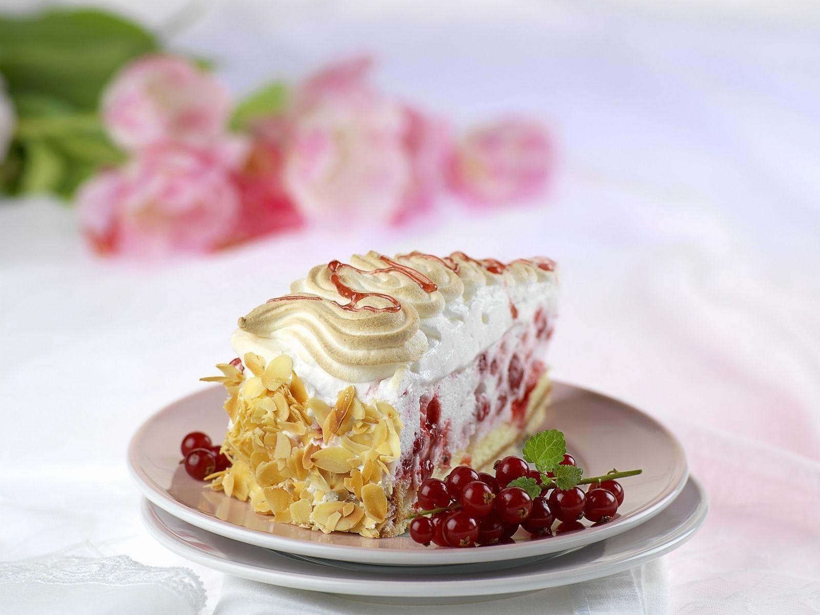 Johannisbeer Baiser Kuchen Rezept Eat Smarter