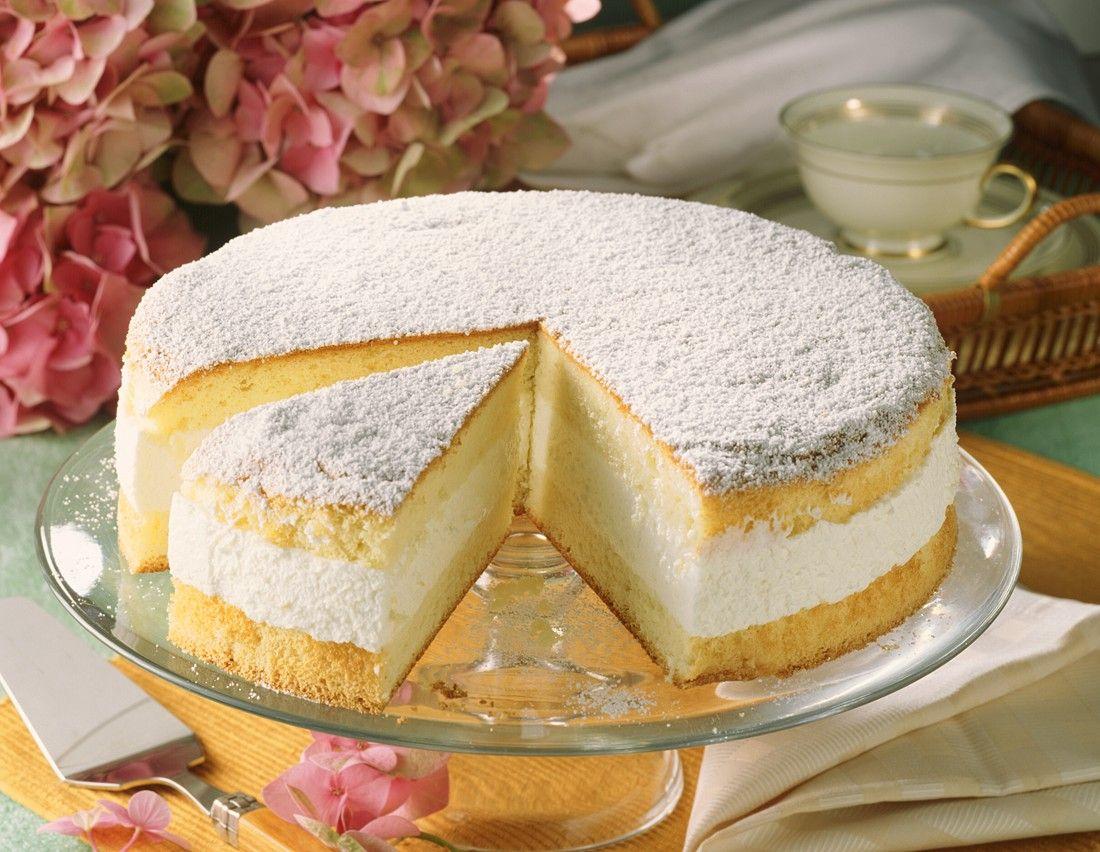Kase Sahne Torte Rezept Eat Smarter