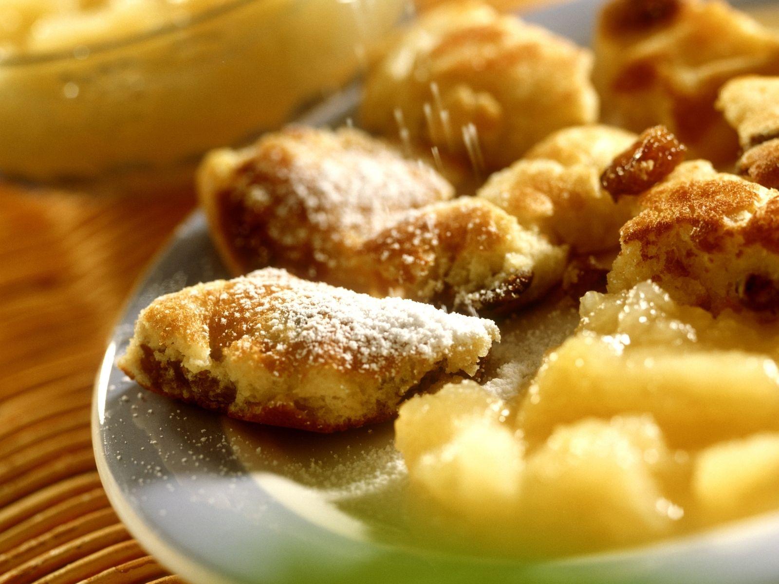 Kaiserschmarrn Grundrezept kaiserschmarrn mit apfelmus rezept eat smarter