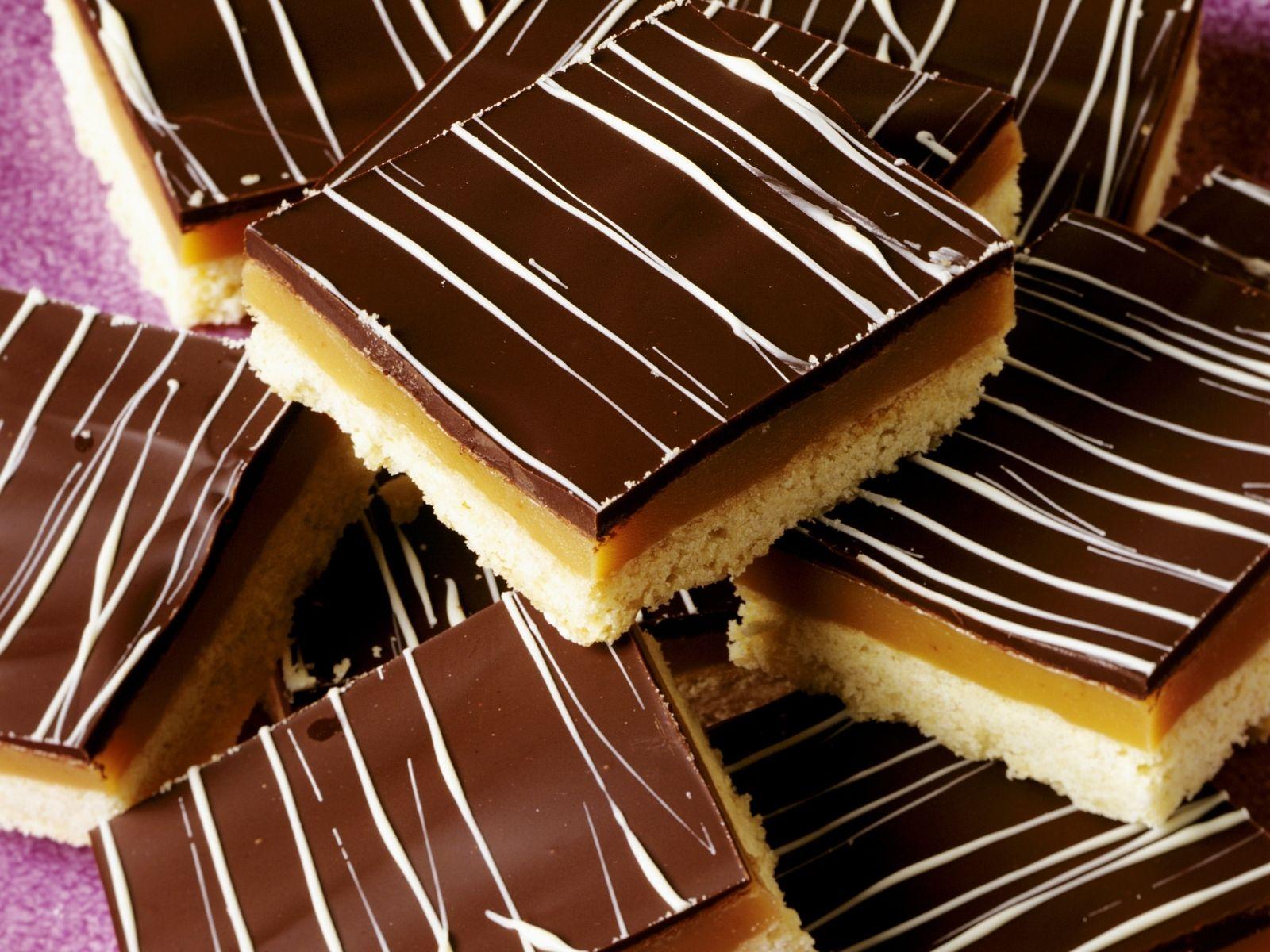Karamellkuchen Mit Schokoladenglasur Rezept Eat Smarter