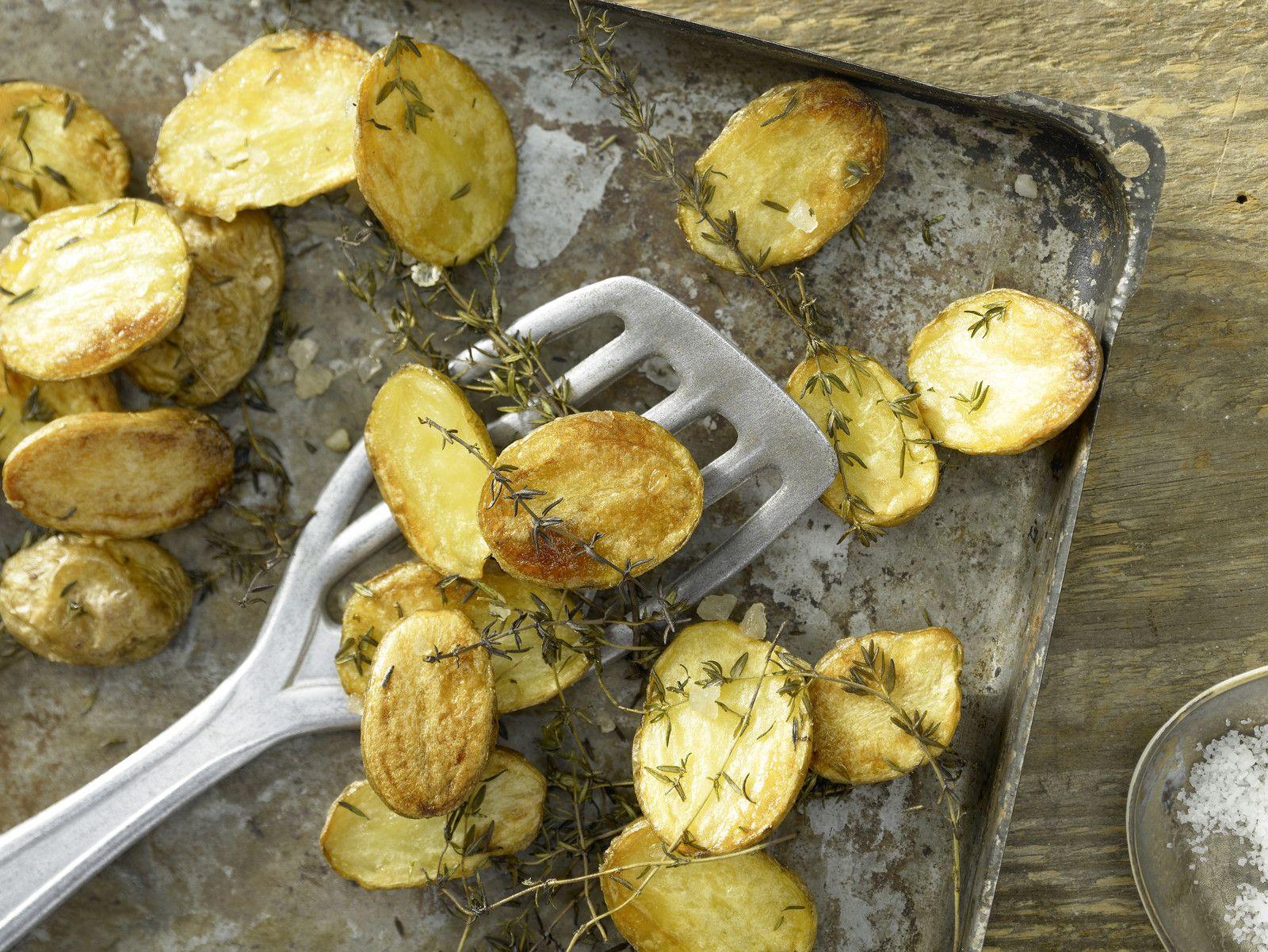 Kartoffel Kcal kartoffeln aus dem backofen rezept eat smarter