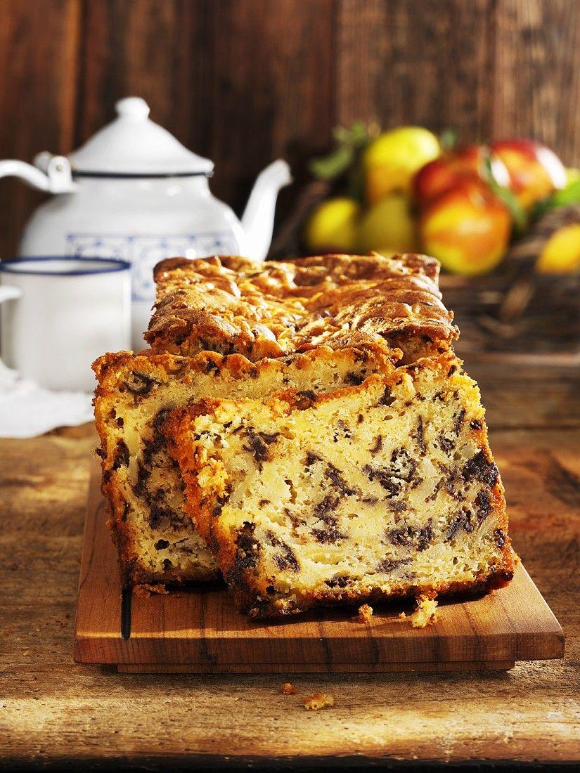 Kastenkuchen Mit Apfel Und Schokolade Rezept Eat Smarter