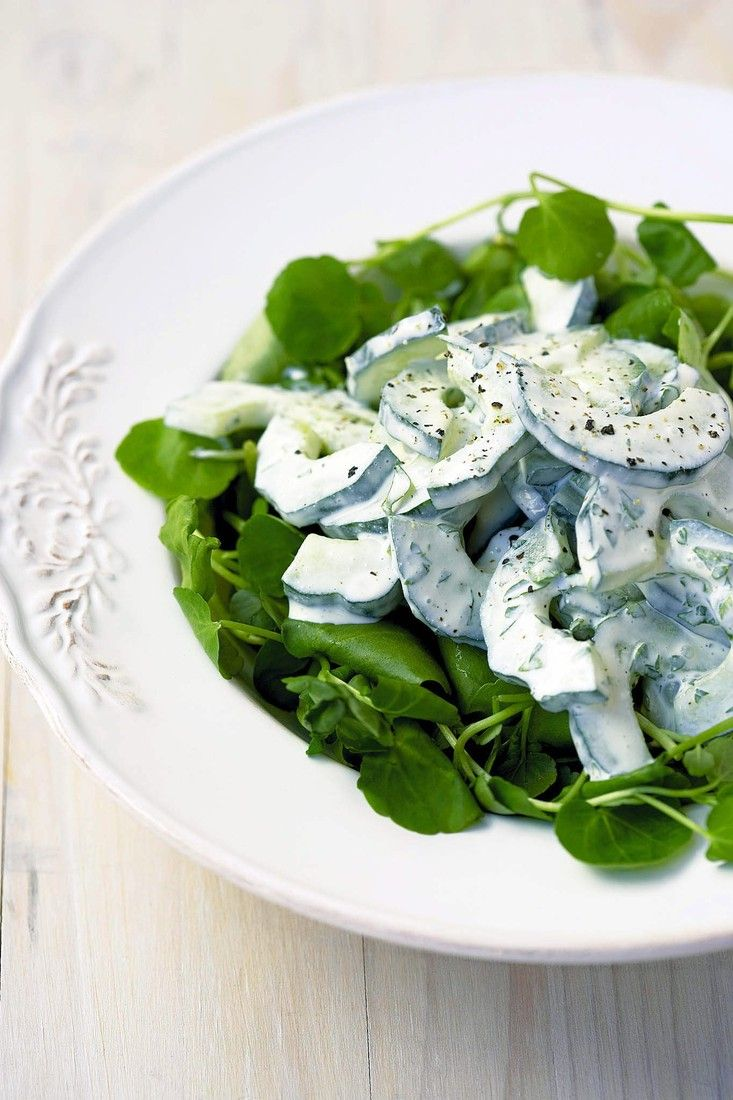 klassischer gurkensalat rezept eat smarter