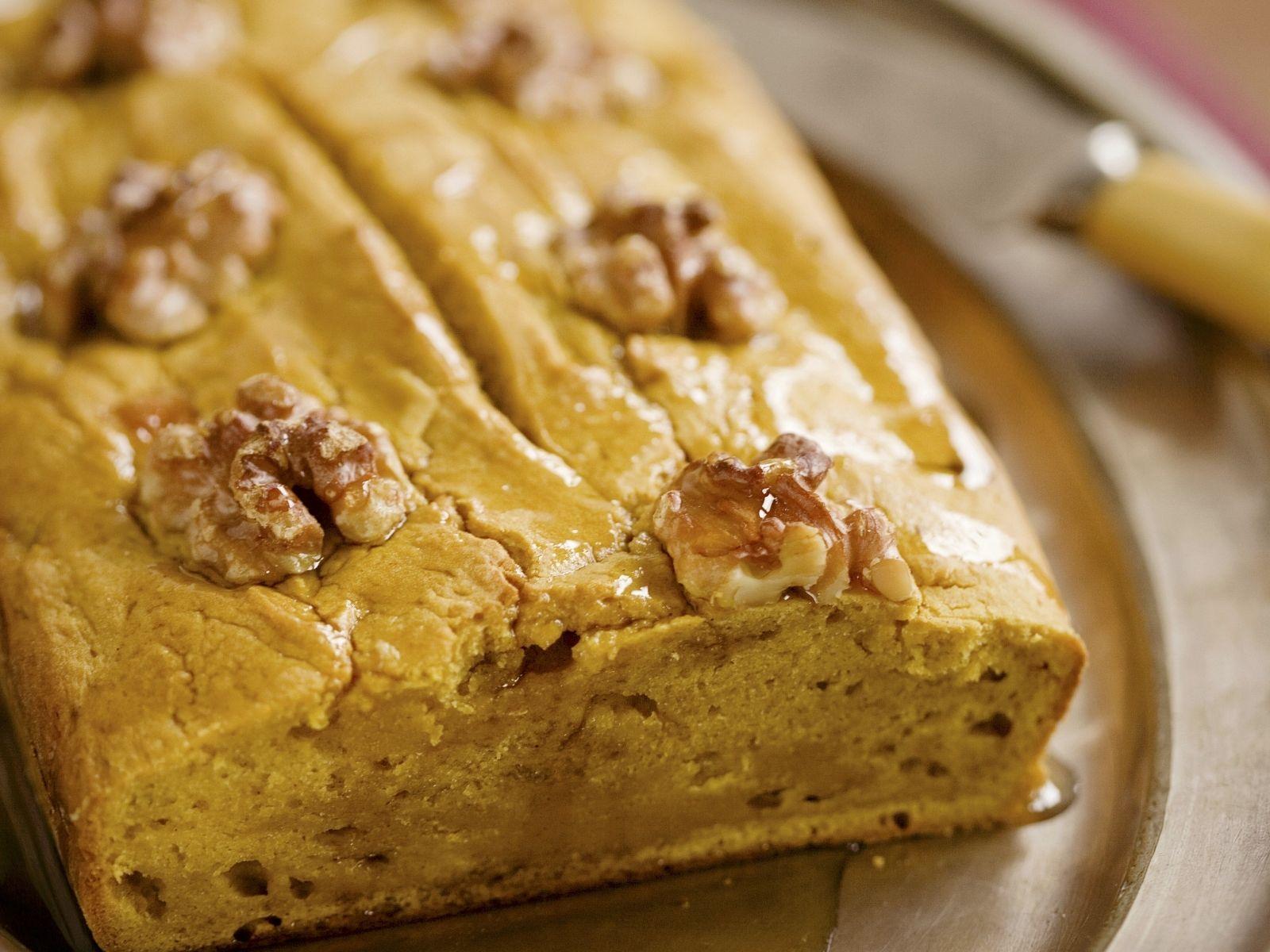 Kurbis Walnuss Brot Rezept Eat Smarter