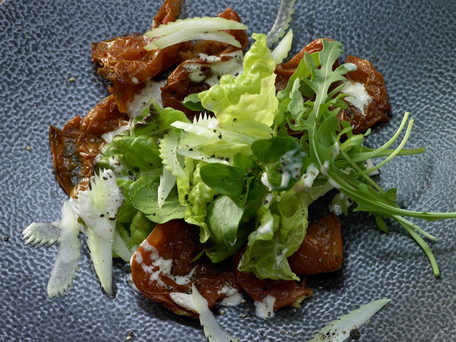 Schnelle Leichte Sommerküche Ofentomaten Mit Hähnchen : Gemüse rezepte eat smarter
