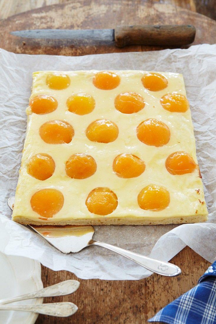 Pfirsich Schmand Kuchen Rezept Eat Smarter