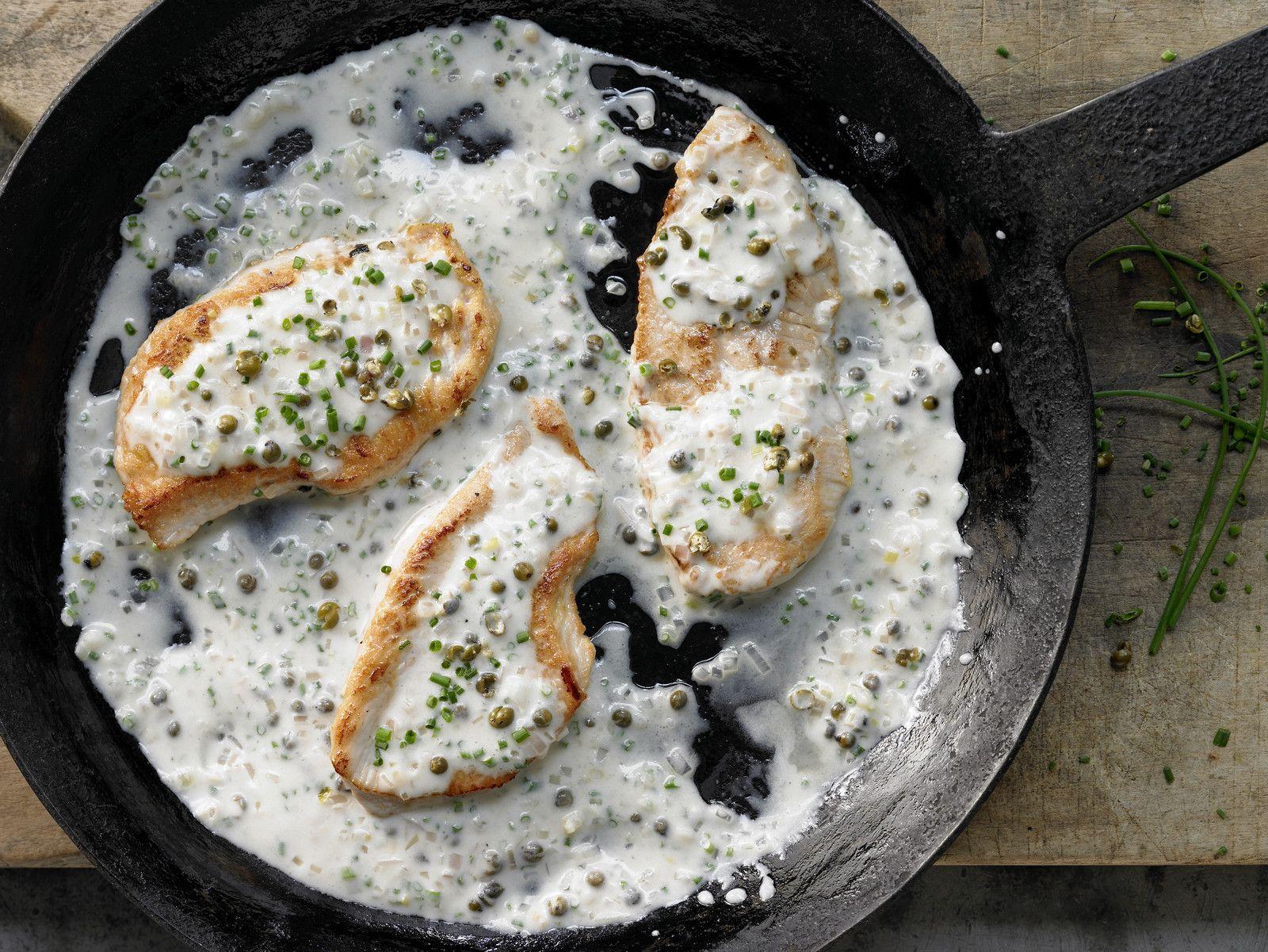 Sommerküche Low Carb : Puten pfeffersteak smarter rezept eat smarter