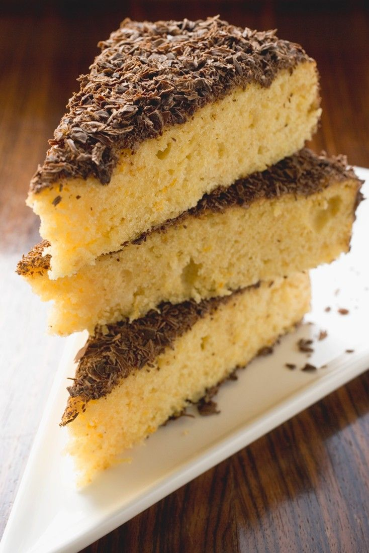 Ricotta Nuss Kuchen Mit Schokolade Rezept Eat Smarter