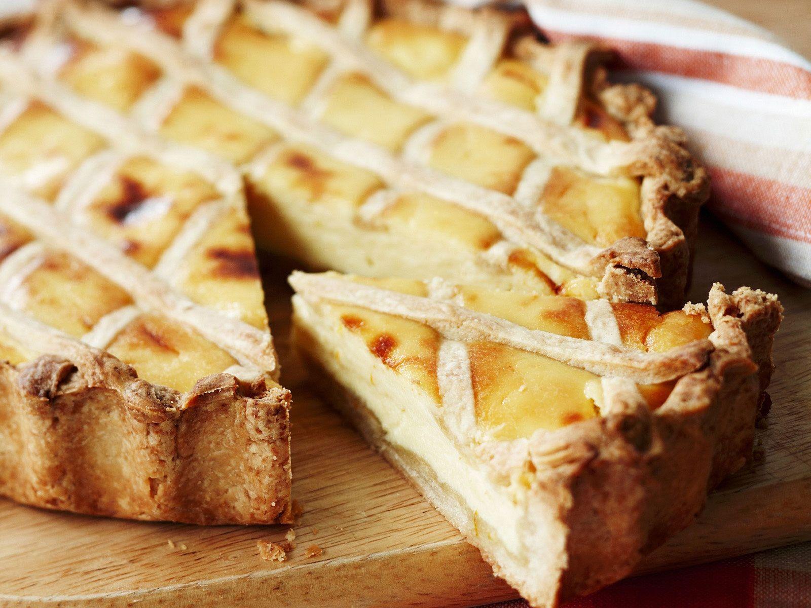 Ricottakuchen Nach Sizilianischer Art Rezept Eat Smarter