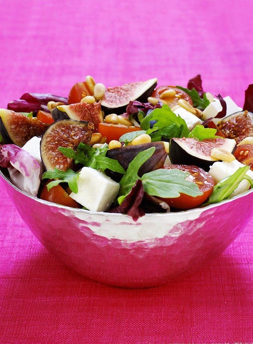 rezepte salat mit feigen beliebte gerichte und rezepte foto blog. Black Bedroom Furniture Sets. Home Design Ideas
